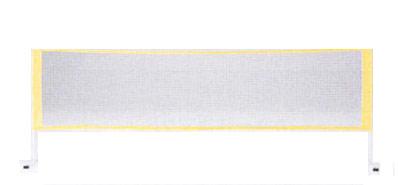 【受注生産品】【テニスフェンス】ダンノ 簡易式携帯用ネット支柱セット(バドミントン・テニス・ミニテニス用) D?5507