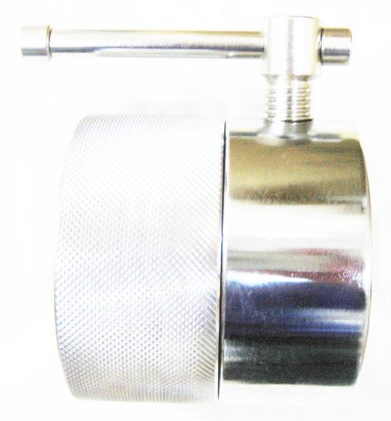 【バーベル カラー】STEELFLEX 50mm孔径バーベルカラー No.18 (2個1組)