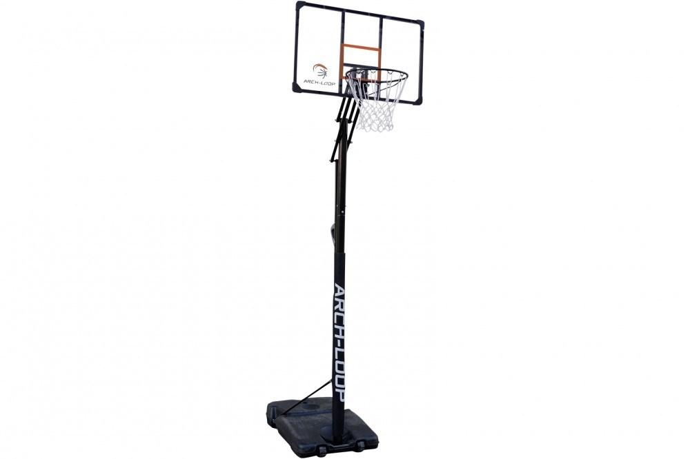 【バスケットゴール 屋外】OTOMO ARCH-LOOP バスケットボールゴール ALG03