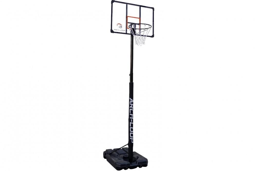 【バスケットゴール 屋外】OTOMO ARCH-LOOP バスケットボールゴール ALG02