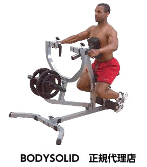 【動画参照】【シーテッドロー】bodysolid(ボディソリッド)シーテッドローマシン GSRM40【検品後発送】】】|大胸筋 筋力 背中 上腕筋 ベンチプレス 筋トレ