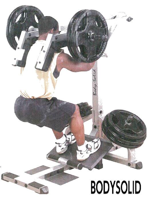 【動画参照】【スクワットラック】BODYSOLID(ボディソリッド) リバレッジ・スクワット&カーフ GSCL360【検品後発送】 | body solid ボディソリッド 大臀筋 ハムストリングス 胸 筋力 背中 肩 上腕筋 下半身 ボディビル