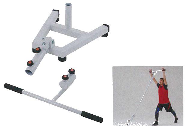 ダンノ 回旋トレーナー(Tハンドル) D-5596 |膝 サポーター ケガ テーピング