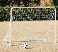 【サッカーゴール 折り畳み】トーエイライト アルミサッカーゴール1520 B-3881