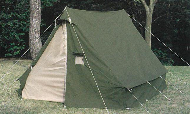 【受注生産品】ナカツテント JIS規格キャンプテント(6人用)TM-256