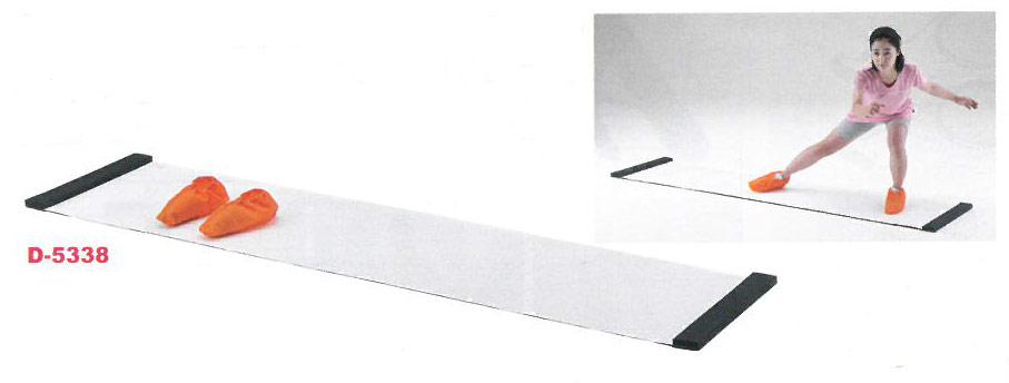 ダンノ スライダーボードHDX(日本製) D-5338 トレーニング器具 スライダーボード 野球 スライデイングボード スライドボード