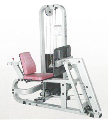 【予約販売:納期4ヶ月】Bodysolid Pro Club Line レッグプレスマシン SLP-500G(チャーター便で配送、送料別途)