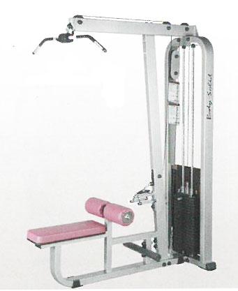 【予約販売:納期4ヶ月】Bodysolid Pro Club Line ラットマシン SLM-300G(チャーター便で配送、送料別途)