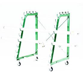 【受注生産品】トーエイライト 片面式支柱掛台KK12 B-2159