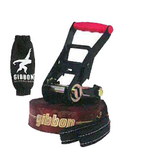 【お取寄せ商品】【スラックライン】GIBBON スラックライン トラベルラインX13(15m) GB-TL15-X13