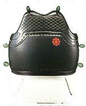 九櫻 拳法胴(紐付き)(色:黒) R300D