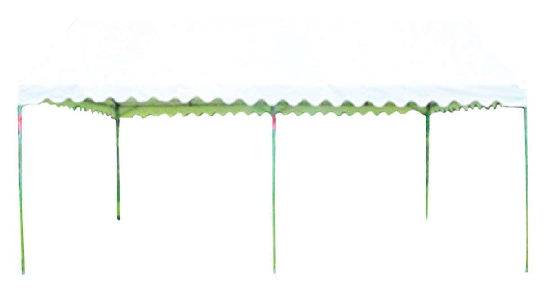 【受注生産品】【集会テント】トーエイライト アルミキングテント2040 B-6268