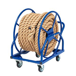 【受注生産品】トーエイライト 綱引ロープ巻取器MT80 B-4685