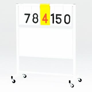 【ポイント10倍!スーパーSALE】【受注生産品】トーエイライト (TOEI LIGHT) 得点板 OS2 B-3992