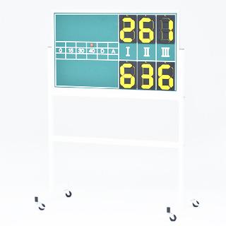 【受注生産品】トーエイライト テニス得点板3 B-2028
