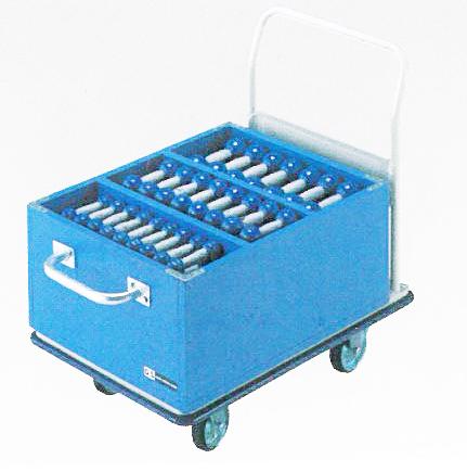 【受注生産品】【鉄アレーラック】DANNO 移動式鉄アレー収納台 D-599