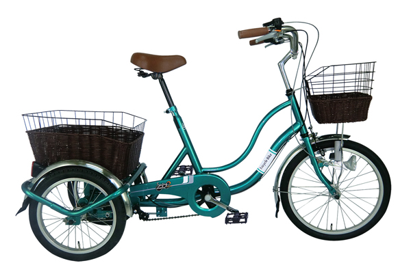SWING CHARLIE2 三輪自転車G MG-TRW20G