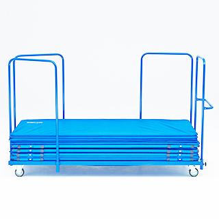 【受注生産品】トーエイライト 卓球スクリーン運搬車200 B-2508