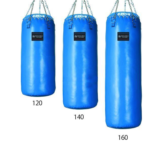 【サンドバッグ】【受注生産品】マーシャルワールド 強化マーストレーニングバッグ TB140SPR (約70kg)(送料込)【代引き不可】