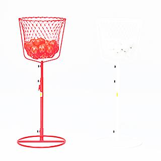 【ポイント5倍!期間7/19(日)20:00-7/26(日)1:59】トーエイライト (TOEI LIGHT) 紅白玉入れ台120(低全高型) U-7011