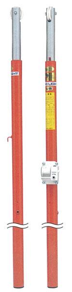 【受注生産品】トーエイライト(TOEI LIGHT)  バレー支柱ACR2 B?4018