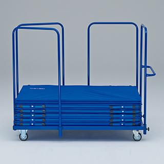 【受注生産品】トーエイライト 卓球スクリーン運搬車140 B-2504