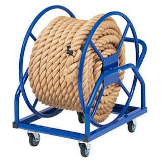 【受注生産品】トーエイライト 綱引きロープ巻取器MT10 B-2619