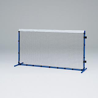 【受注生産品】トーエイライト テニス トレーニングネット 連結有 B-2625