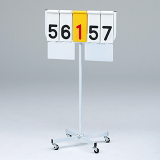 【受注生産品】トーエイライト 得点板 JR4 B-2643