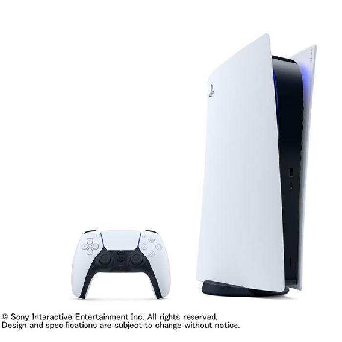 ディスク非搭載 ソニー プレイステーション5 デジタル エディション CFI-1000B01 本体 即納 プレステ 新品 PS5 品質検査済 SONY 激安超特価