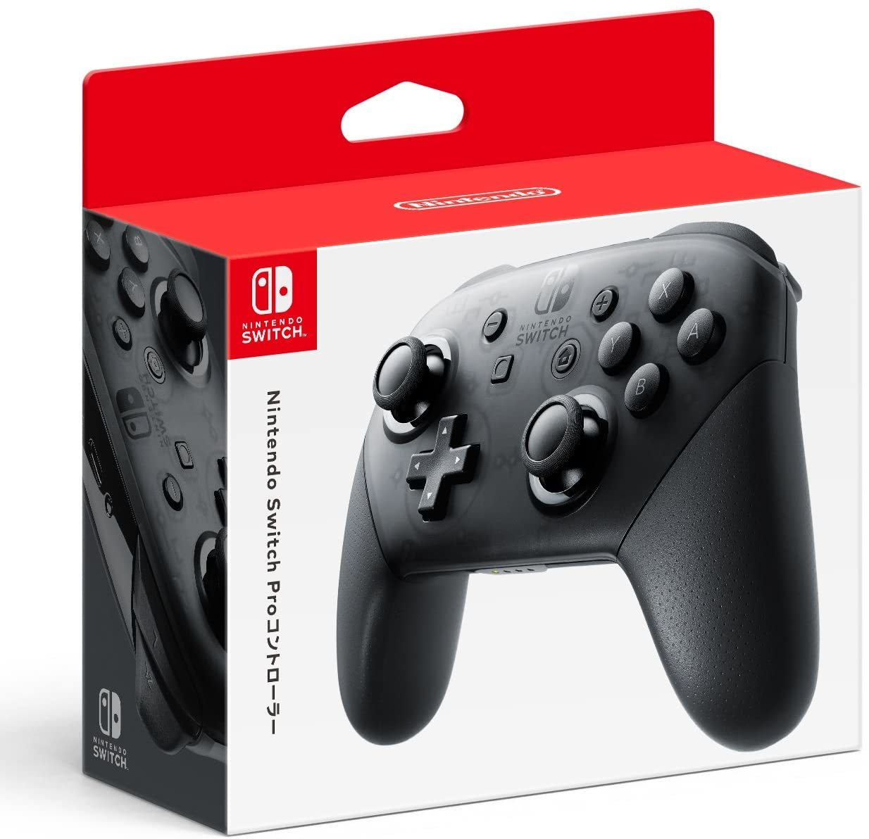 新品 純正品 スーパーセール 任天堂 Nintendo Switch コントローラー HAC-A-FSSKA Proコントローラー 百貨店 Pro