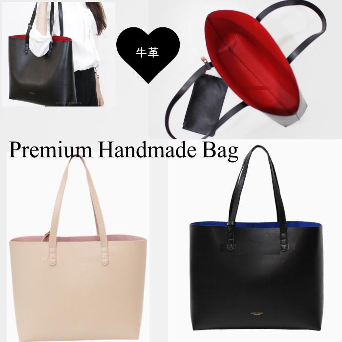 レザートートバッグ レザーショルダーバッグ 本革ショルダーバッグ ハンドバッグ BAG 鞄