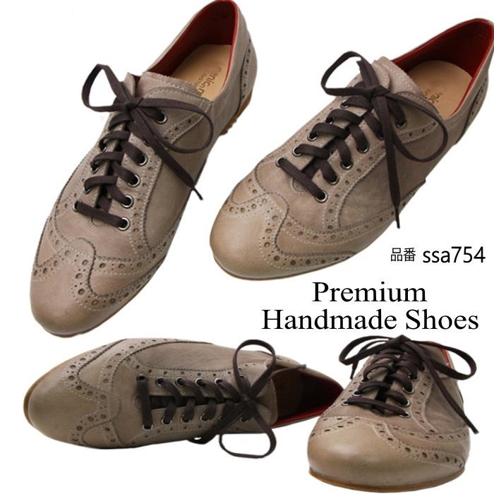 今年も話題の カジュアルレザーシューズ/全1色 ハンドメイドシューズ シューズ 靴 レザー 本革 レザーシューズ, オミムラ 4f5a45bb