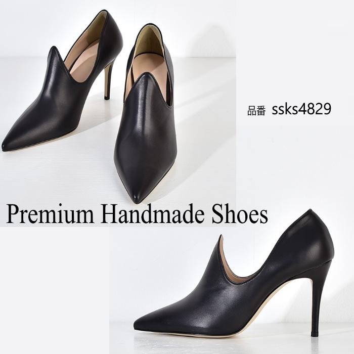 レザーブーティー 本革ブーツ ハンドメイドシューズ 靴通販 送料無料(一部離島は除く)