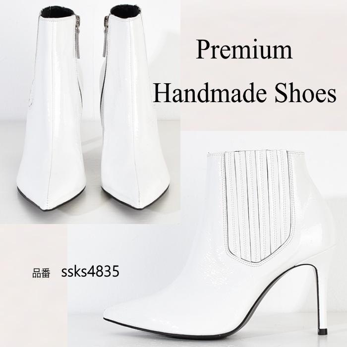 レザーブ-ツ 本革ブーツ ハンドメイドシューズ 靴通販 送料無料(一部離島は除く)