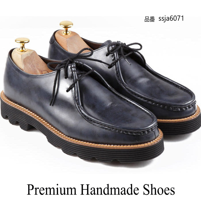 レザーシューズ/全1色 ハンドメイド メンズ メンズシューズ レザー 本革 靴 レザー 本革