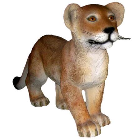 歩く子ライオン【CARUNA】