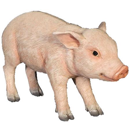 立ち上がる子豚【CARUNA】