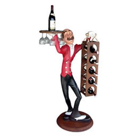 激安特価 スキニーウェイター// Waiter Skinny Wine Waiter Wine【CARUNA】, REX ONE レックスワン:25a61609 --- konecti.dominiotemporario.com