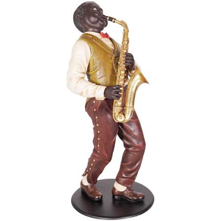 サキソホンを演奏する人 / Saxophone Player【CARUNA】