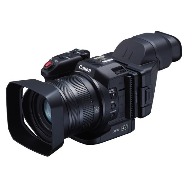 【送料無料】 キヤノン XC10 4Kビデオカメラ メモリーカードキット [プロスペック4K/業務用ビデオカメラ/0565C012/Canon] ※欠品:納期未定(約2ヶ月以上かかります)