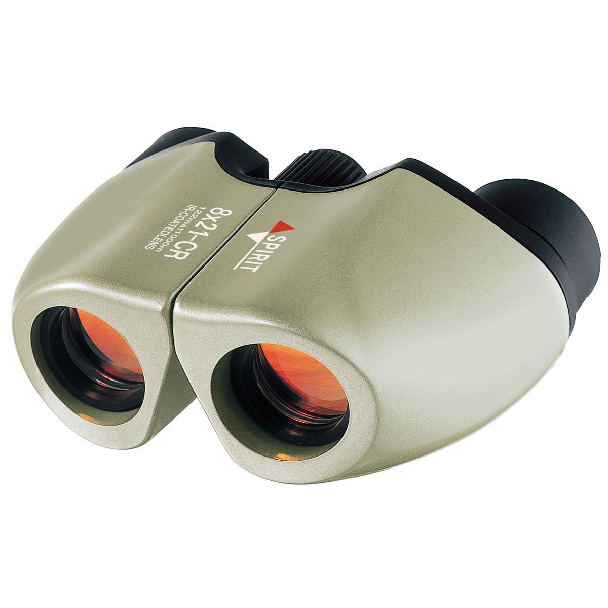 附带对眼睛用《数量限定促销》nashika双筒望远镜SPIRIT 8*21 CR-IR[8倍/紫外线、红外线cut式样客气的/情况·吊带的]