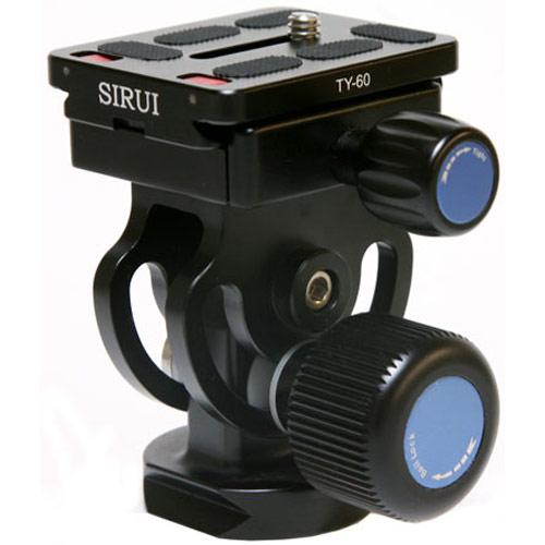 【送料無料】 SIRUI L-10 一脚用カメラ雲台 [シルイ 一脚用雲台 L-10Xの後継機種 対応クイックシューTY-60]