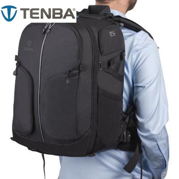 TENBA 632-431 シュートアウトバックパック32L ブラック