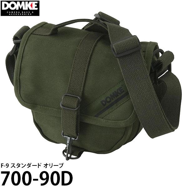 【送料無料】 ドンケ 700-90D F-9 スタンダード オリーブ [DOMKE カメラバッグ 一眼レフ スモールショルダーバッグ]