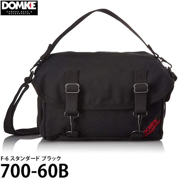 【送料無料】 ドンケ 700-60B F-6 スタンダード ブラック [DOMKE カメラバッグ 一眼レフ ショルダーバッグ]