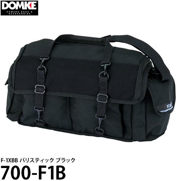 【送料無料】 ドンケ 700-F1B F-1XBB バリスティック ブラック [DOMKE カメラバッグ 一眼レフ ショルダーバッグ]