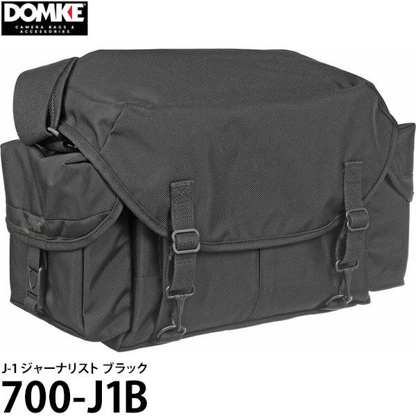 【送料無料】 ドンケ 700-J1B J-1 ジャーナリスト ブラック [DOMKE カメラバッグ 一眼レフ ショルダーバッグ]:写真屋さんドットコム