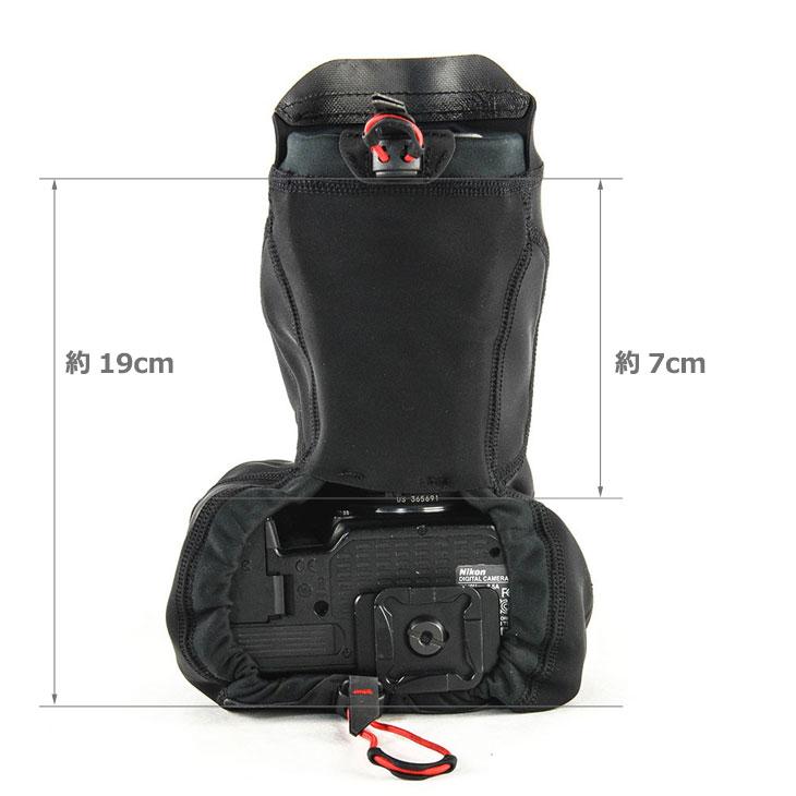 高峰设计SH-S-1外壳照相机保护罩S尺寸[没有Peak Design Shell镜子的照相机/ASP-C尺寸单反照相机对应]