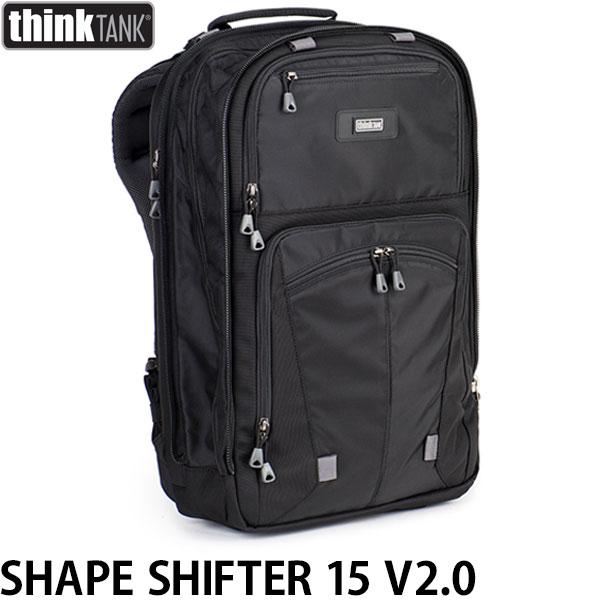 【送料無料】 シンクタンクフォト シェイプシフター 15 V2.0 バックパック [thinkTANKphoto Shape Shifter 15 V2.0 カメラバッグ]